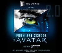 From Art School To Avatar