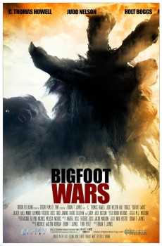 Bigfoot Wars Poster